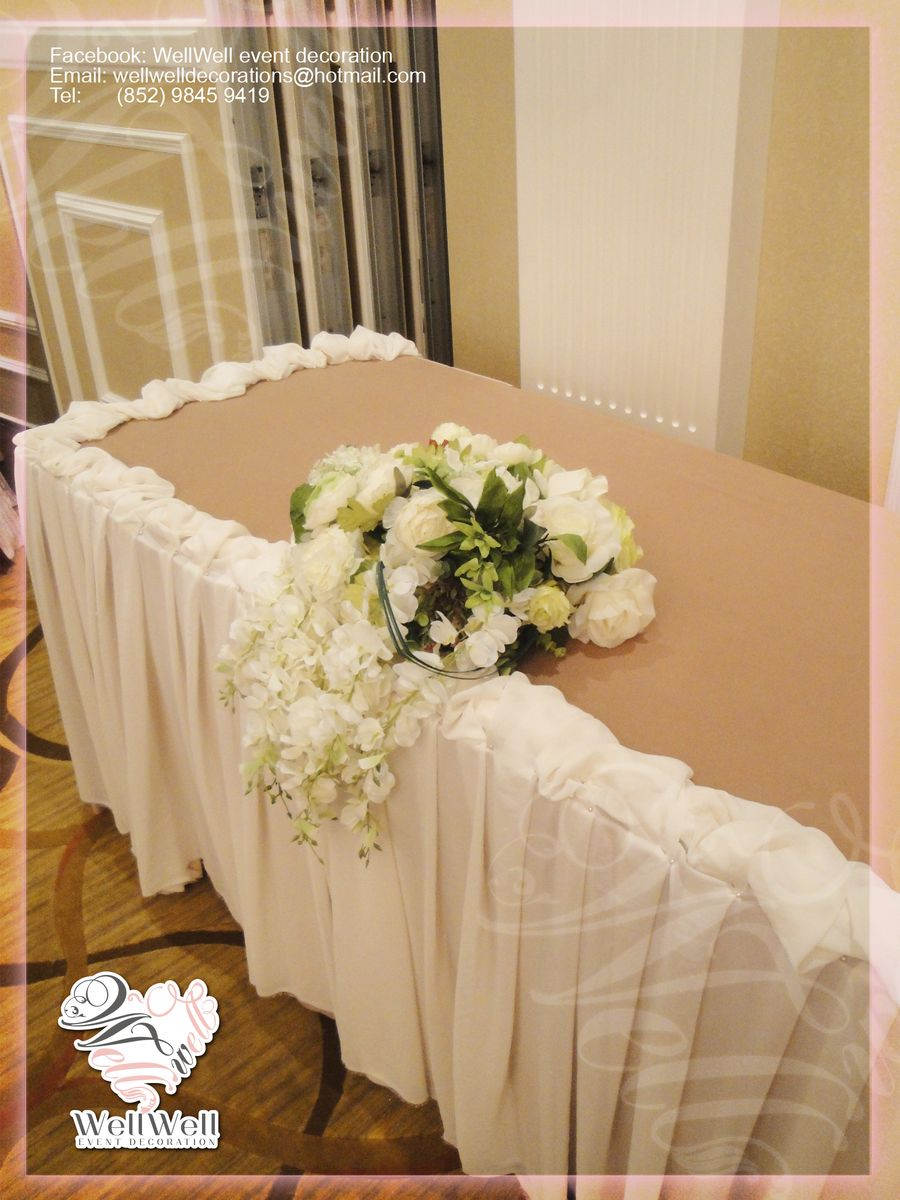 Marco Polo HK Hotel / 馬哥孛羅香港酒店 – Well Well Event Decoration